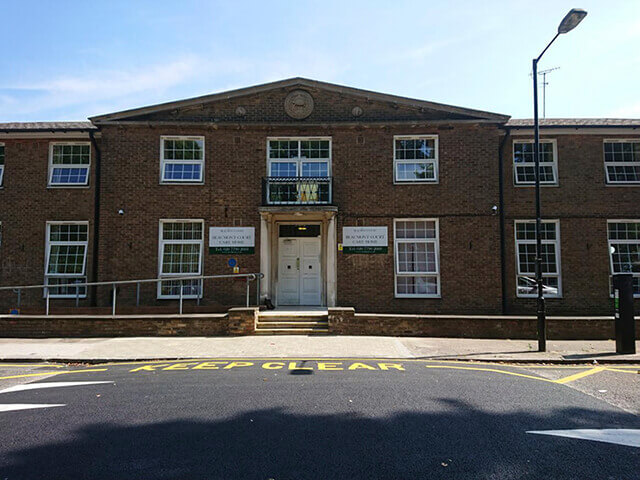 Beaumont Court Care Home Stepney Green
