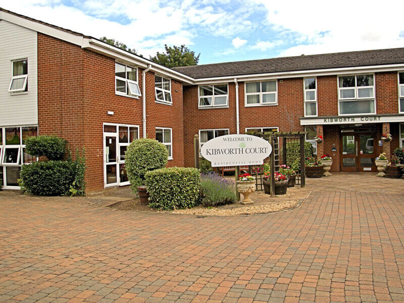 Luxury Nursing and Residential Dementia Care - Kibworth Court Leicestershire